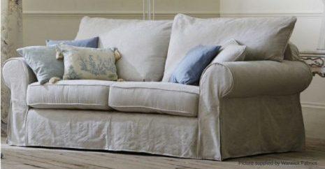 Loose cover- warwick fabrics