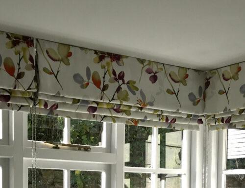 Will roman blinds work in my window?