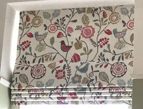 Who can make my roman blind?
