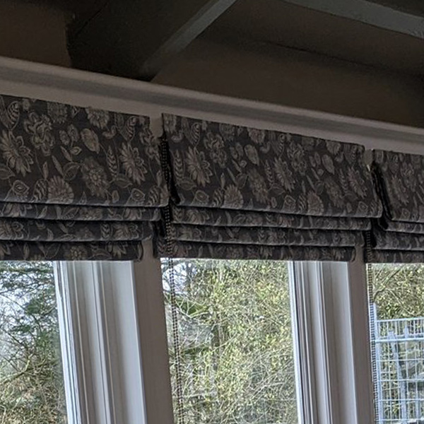 Roman Blinds - Commercial use