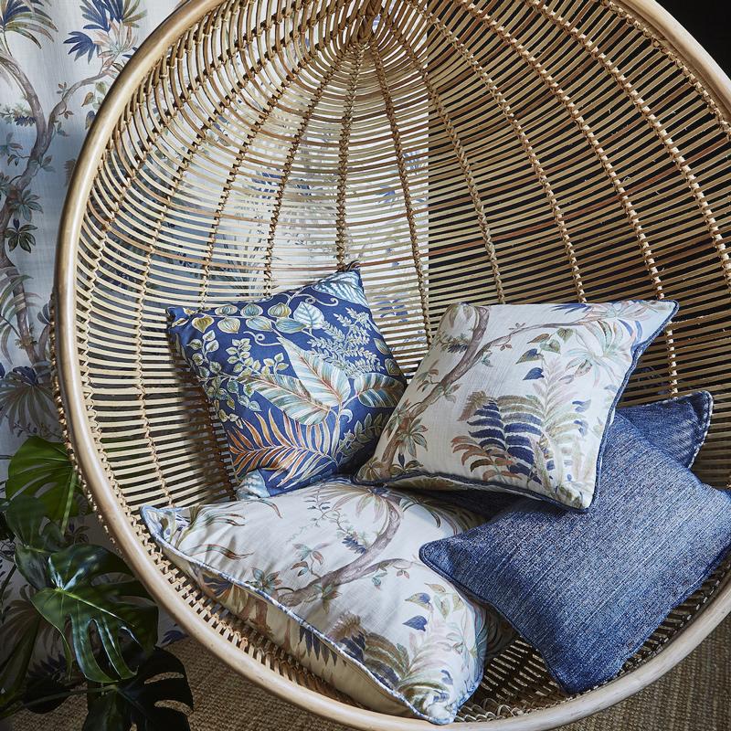 Cushions soft furnishings